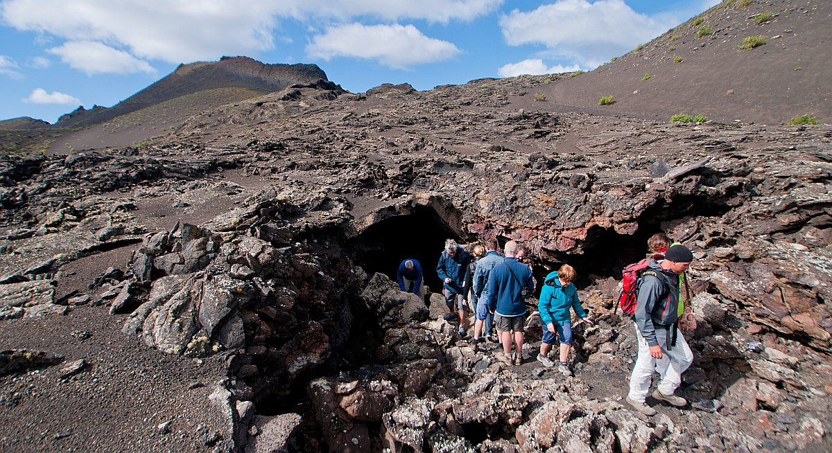 Tour 1 Walking On The Moonscape Of Lanzarote Los Volcanes Nature Park Canary Trekking